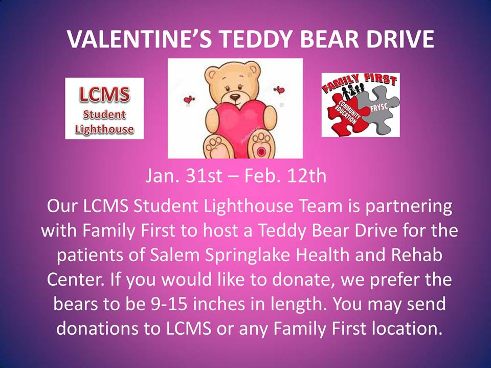 News livingston central high school teddy bear drive sciox Images