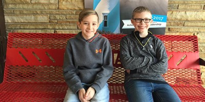 LCMS School winners of the 2016 Conservation Writing Contest