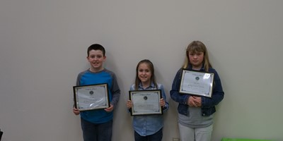 North Livingston Elementary Art Winners