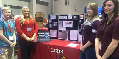 LCHS STLP at State!