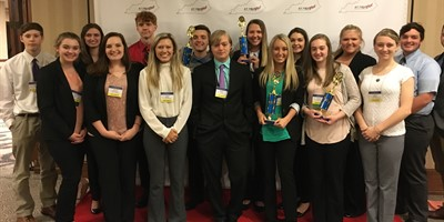 LCHS FBLA at State!