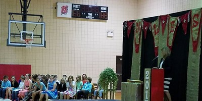 NLES 5th Grade Graduation