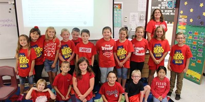 SLES Live RED!