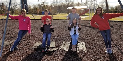 LCMS Student Leaders of the Month