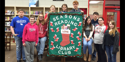 LCHS Reading Club