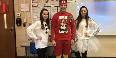 LCMS Christmas Character Day