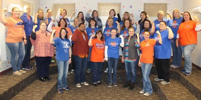 SLES supporting #MarshallStrong