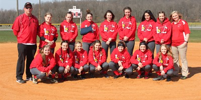 2018 LCHS Lady Cards