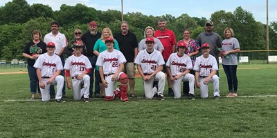LCHS Baseball Senior Night