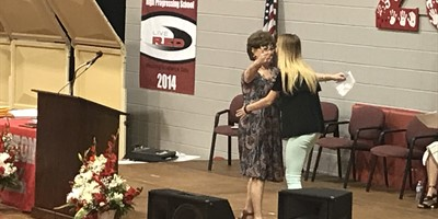 LCHS Senior Night Keria Holt Memorial Scholarship
