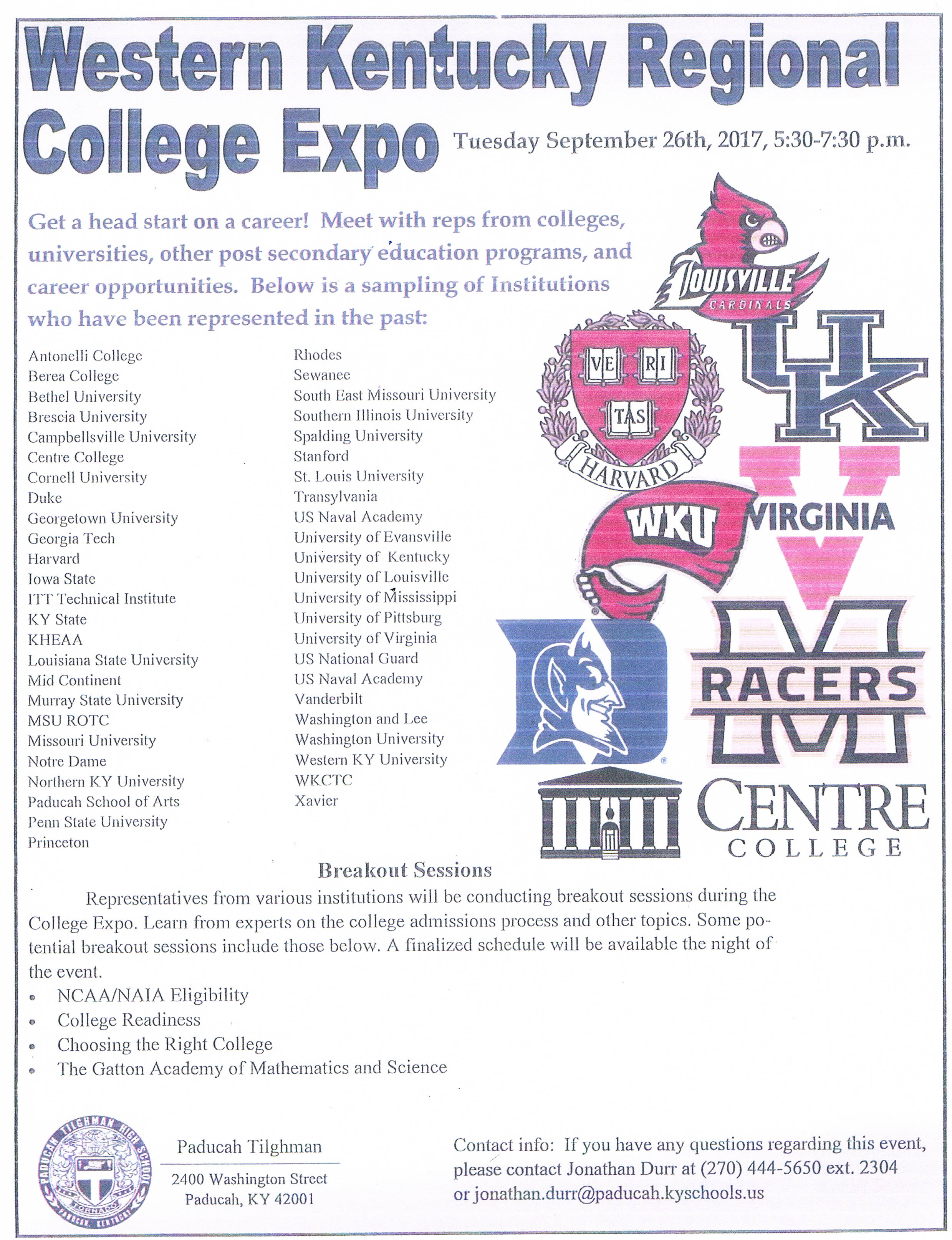News livingston central high school western ky regional college expo sciox Images