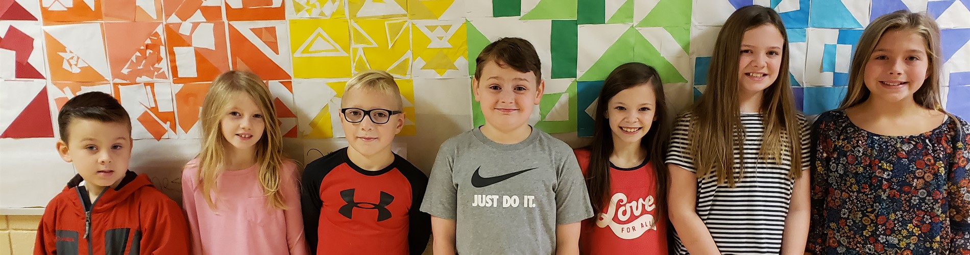 Congratulations to the NLES October Student Leaders of the Month: Devin Guess, Raelynn Polanec, Zeke Gandee, Davin McDowell, Bailey Welsh, Rylee Allcock and Natalie Champion!!!